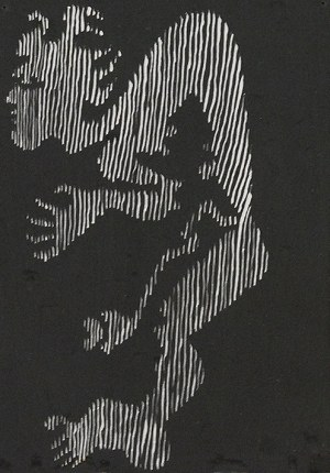 Jan DOBKOWSKI (ur. 1942), Bez tytułu, 1999