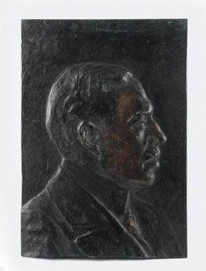 Władysław GRUBERSKI (1873-1933), Portret męski