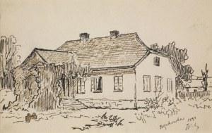Tadeusz RYBKOWSKI (1848-1926), Dworek, [1899]