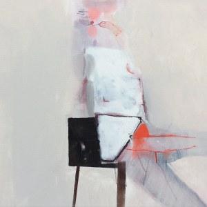 Magdalena Kwapisz - Grabowska, Figura na krześle, 2016