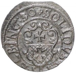Gustaw Adolf, Szeląg 1630 Elbląg