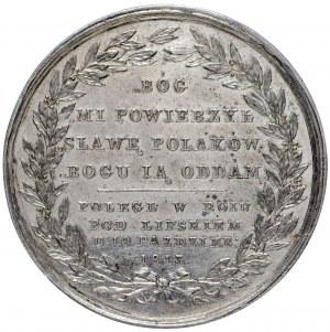 Medal Józef Poniatowski na pamiątkę śmierci w 1813