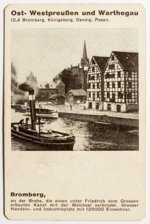 BYDGOSZCZ. Spichrze nad Brdą, anonim, ok. 1900; poniżej krótki opis ...