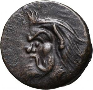 Bosfor Kimmeryjski, Pantikapajon, brąz 325-310 p.n.e.