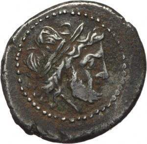 Republika Rzymska, wiktoriat anonimowy 211-206 p.n.e., Rzym