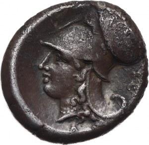Grecja, Koryntia, stater 350-306 p.n.e.