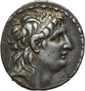 Grecja, Syria, Antioch VII Euergetes 138-129 p.n.e., tetradrachma, Antiocha