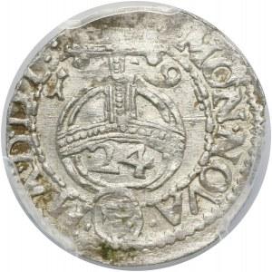 Zygmunt III Waza, półtorak 1619, Wilno