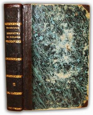 ŁABĘCKI- GÓRNICTWO W POLSCE t.II-gi wyd.1841