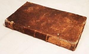 KONSTYTUCYE Seymu extraordynaryinego w Warszawie roku 1767