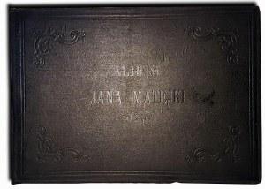 MATEJKO- ALBUM JANA MATEJKI Warszawa 1873-1876