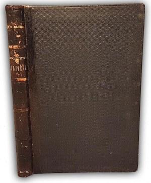 BARNES- ODCZYTY O OPERACYACH AKUSZERYJNYCH wyd. 1875