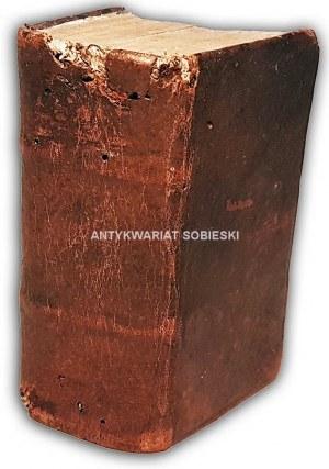 DOBROSIELSKI- SUMMARUM ASCETICAE & MYSTICAE THEOLOGIAE wyd. 1645