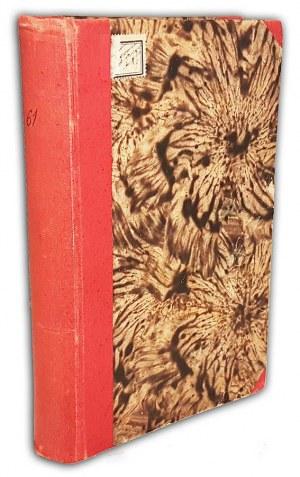 SOBIESZCZAŃSKI- WIADOMOŚCI HISTORYCZNE O SZTUKACH PIĘKNYCH W DAWNEJ POLSCE wyd. 1847r. t.II-gi