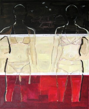 Tomasz Mazur, Mannequins, 2005