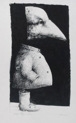 Piotr KAMIENIARZ (ur. 1964), Ptasiek, 2016