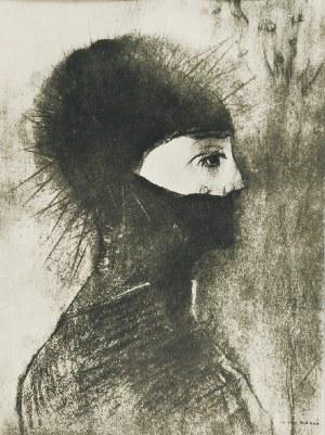 Odilon REDON (1840-1916), Maska - Le Masque
