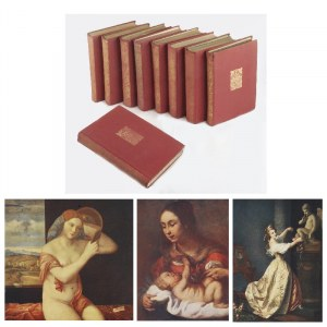 HALDANE MACFALL, Historya malarstwa