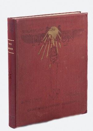 J.HOLEWIŃSKI (1848-1917) B.PRUS (1847-1912), Faraon