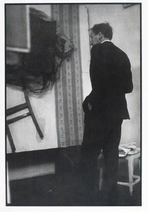 Aleksander MITKA (ur. 1946), Tadeusz Kantor w pracowni ASP w Krakowie 1968, 1968/2003
