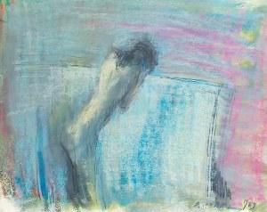 Alicja WAHL (ur. 1932), Akt, 1989