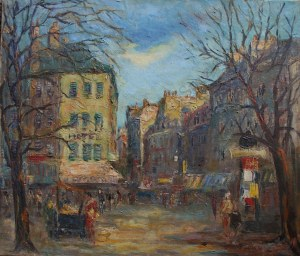 Eugeniusz Arct (1899-1974), Ulica (1934)