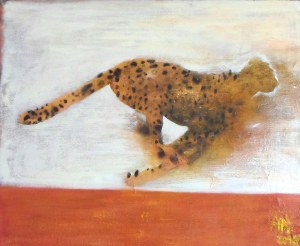 Halszka Maj, Gepard 4, 2018