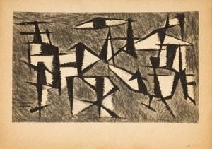Roman Owidzki (1912-2009), Kompozycja, 1958