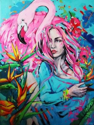 Kamila Jarecka, Pink, 2018
