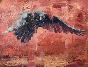 Alex Sporski, Raven, 2018