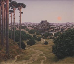 Yerka Jacek, WYGNANIE DO RAJU, 1989