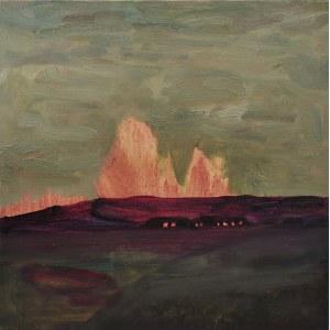Dorian Karolak, Wschód na Islandii, 2017