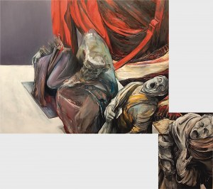 """Magdalena Siejko, Z cyklu """"W obliczu cielesności"""", 2007"""