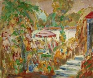 Henryk KRYCH (1905-1980), Ogród II