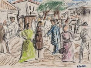 Henryk EPSTEIN (1890 - 1944), Na rynku