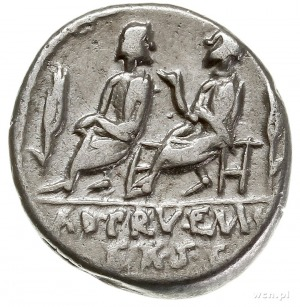 L. Calpurnius Piso oraz Q. Servilius Caepio 100 pne, de...