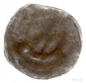 Kamień Pomorski, jednostronny denar XIV-XV w., Krzyż op...