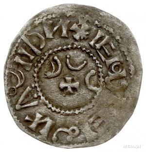 """naśladownictwo denara typu """"small cross"""", Aw: Imitacja ..."""
