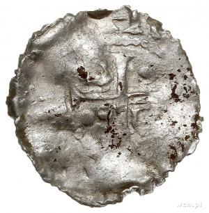 naśladownictwo denara, podobne do stylu łupawskiego, Aw...