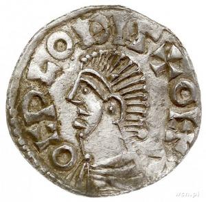 "naśladownictwo denara typu ""long cross"" Aethelreda II, ..."