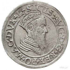 czworak 1566, Wilno, Ivanauskas 10SA11-2, piękny z bard...