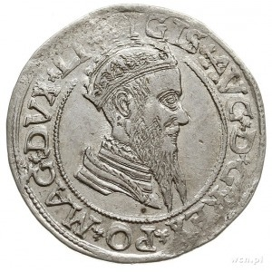 czworak 1568, Wilno, Ivanauskas 10SA31-3, lekko niedobi...
