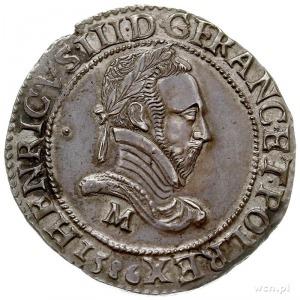frank 1586, Tuluza, Duplessy 1130, pięknie zachowany z ...