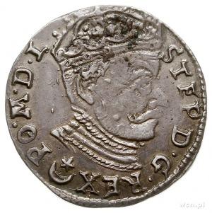 trojak 1582, Iger V.82.1.b (R), Ivanauskas 4SB36-11,  p...