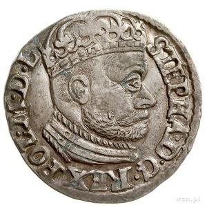 trojak 1583, Olkusz, Iger O.83.3.f (R1)