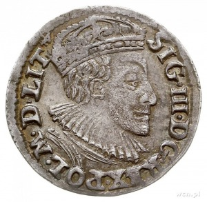 trojak 1589, Olkusz, Iger O.89.1.c (R1)