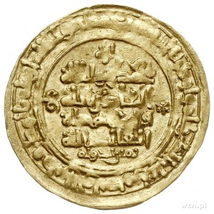Tughril Beg 429-455 AH (AD 1038-1063), dinar z imieniem...