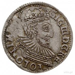 trojak 1592, Olkusz, Iger O.92.6.b (R1)