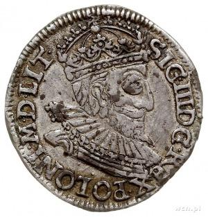 trojak 1592, Olkusz, Iger O.92.6.l (R1)