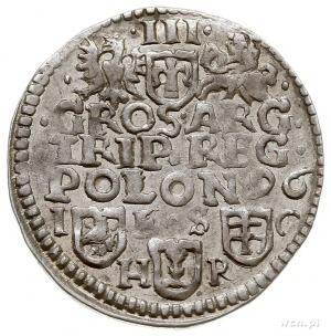 trojak 1596, Bydgoszcz, Iger B.96.3.d (R1), piękny